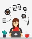Jobs concept design Stock Photo