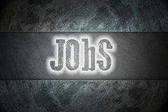 Jobs Concept Royalty Free Stock Image