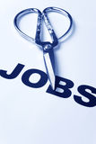 Jobs Cut Stock Images