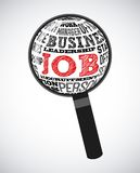 Jobs design Stock Photos