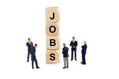 Jobs Royalty Free Stock Photo