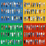 Jobs People Diversity Work Multiethnic Group Concept Royalty Free Stock Image