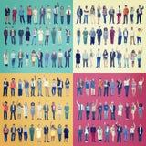 Jobs People Diversity Work Multiethnic Group Concept Stock Photo