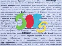 Jobs, Vacancies and Openings Stock Photos