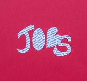 Jobs, Vacancies and Openings Royalty Free Stock Images