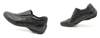 Jobstepp der Fußbekleidung Lizenzfreie Stockfotografie