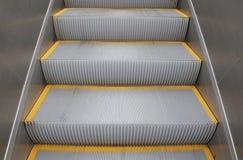 Jobstepps auf einer Rolltreppe Lizenzfreie Stockfotos