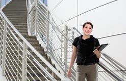 Jobstepps zum Erfolg lizenzfreie stockfotografie