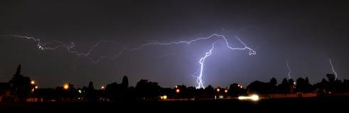 Joburg闪电2 库存图片