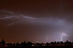 Joburg闪电1 图库摄影