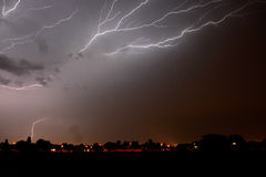 Joburg Lightning 5 Stock Photo