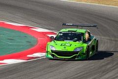 Jochen Habets racing Stock Image