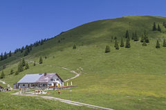 Jocher hut Royalty Free Stock Image