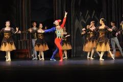 Jocker, Ballet Stock Foto