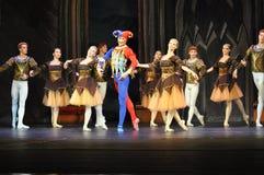 Jocker, Ballet Stock Afbeeldingen