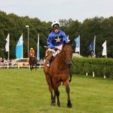 jockey 01 Στοκ Φωτογραφίες