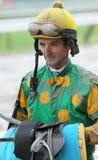 Jockey Robby Albarado Stock Photo
