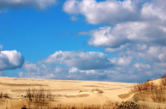 Jockey's Ridge State Park, N.C. Stock Photo