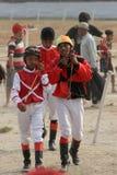 Jockeys Royalty Free Stock Photo