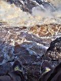 Jockfall-cascata Immagine Stock Libera da Diritti