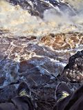 Jockfall-vattenfall Royaltyfri Bild