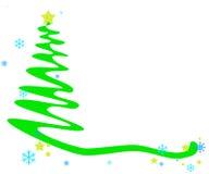 jodły zieleń Zdjęcie Stock