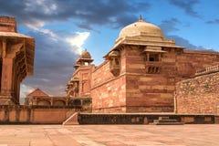 Jodh Bai pałac zdjęcia royalty free