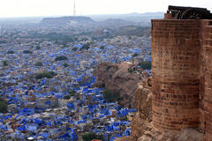 Jodhpur the  Royalty Free Stock Images