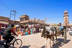 Ινδία Jodhpur Στοκ Εικόνες