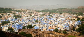 Jodhpur Stock Photo