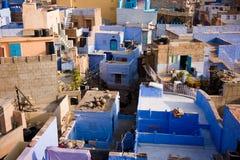 Jodhpur, the blue city Royalty Free Stock Photos