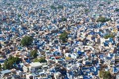 Jodhpur blue city Royalty Free Stock Photos