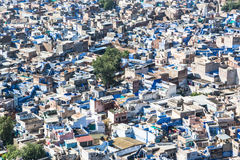 Jodhpur blue city Stock Photography