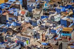 Jodhpur – Blue City Royalty Free Stock Image