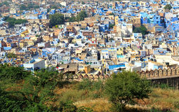 Jodhpur Blue City Royalty Free Stock Image