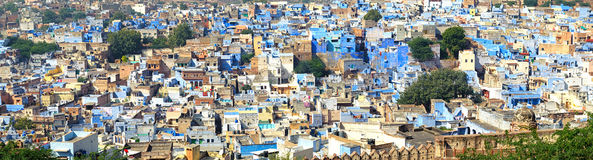 Jodhpur Blue City Royalty Free Stock Images