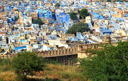Jodhpur Blue City Stock Images