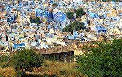 Jodhpur Blue City Stock Images