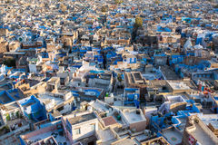 Jodhpur or Blue City in India Stock Photography