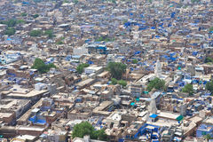 Jodhpur - the blue city. Rajasthan, India Stock Photo