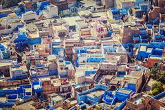 Jodhpur the Blue city, Rajasthan, India Royalty Free Stock Images