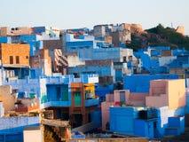 Jodhpur the blue city Royalty Free Stock Images