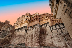 Jodhpur Castle & Fortress Royalty Free Stock Image