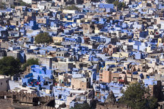 Jodhpur City or the blue city, Rajasthan, India Royalty Free Stock Images