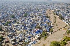 Jodhpur city  from Mehrangarh Fort, Rajasthan, India Royalty Free Stock Photography