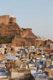 Jodhpur city in Rajasthan, India Royalty Free Stock Photo