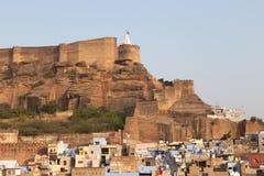Jodhpur city in Rajasthan, India Royalty Free Stock Images