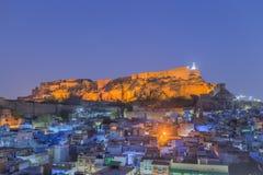 Jodhpur city in Rajasthan, India Stock Photos