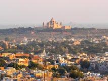 Jodhpur Cityscape. Royalty Free Stock Photos