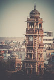 Jodhpur clock tower Royalty Free Stock Photo
